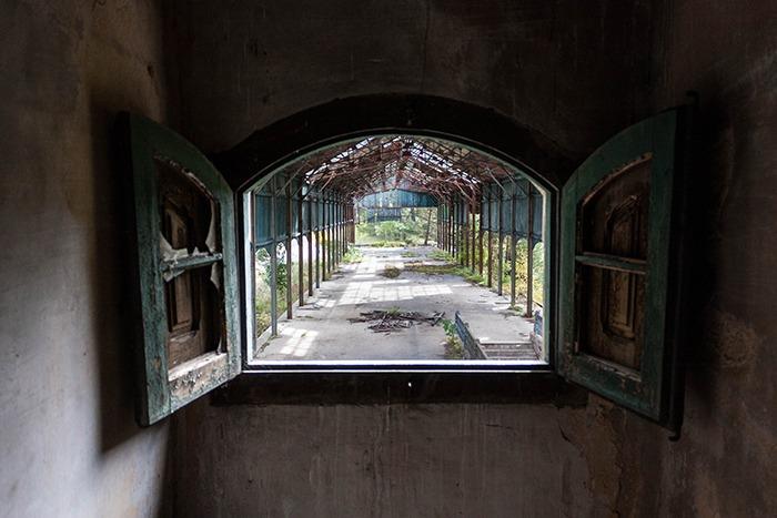Estacion Canfranc Tren Pirineos Lugares Abandonados Huesca Abandoned Spain España Urbex