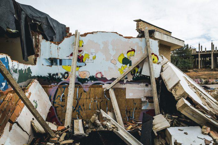 Psquiatrico Infantil Cheste Lugares Abandonados Valencia Abandoned Spain España Urbex