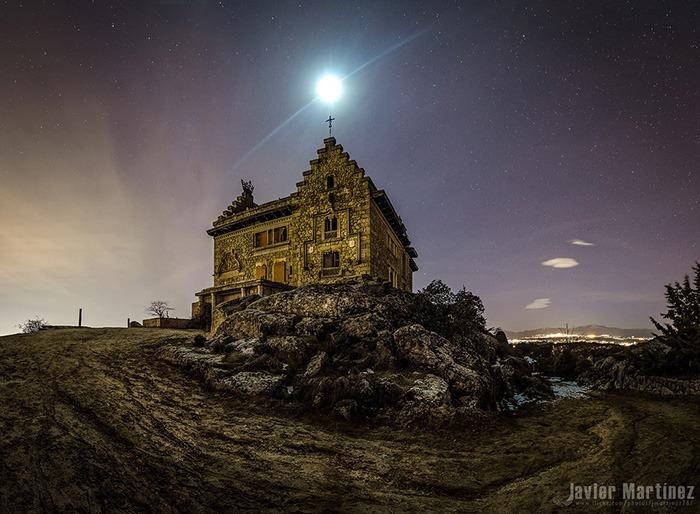 Palacio Canto del Pico Lugares Abandonados Madrid Abandoned Spain España Urbex