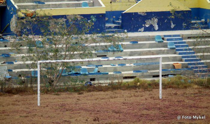 Estadio Futbol Insular Lugares Abandonados Gran Canaria Abandoned Spain España Urbex