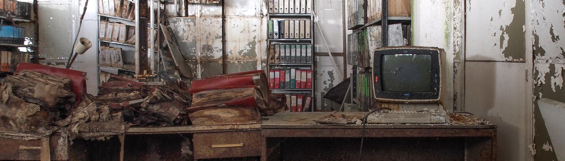 Lugares Abandonados Septiembre Octubre 2016 Abandoned Spain Urbex