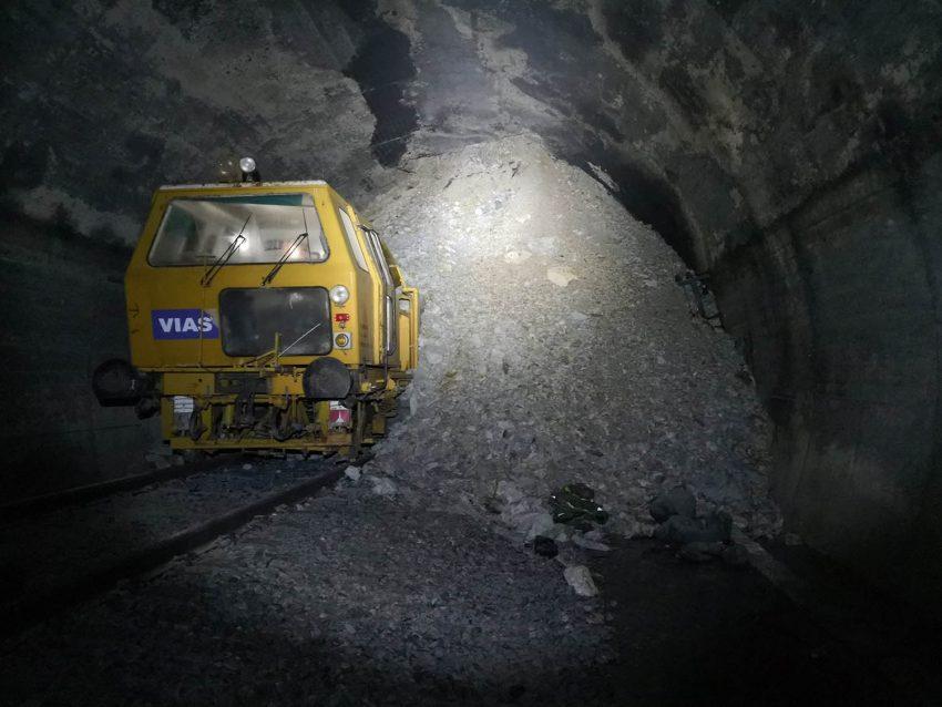 tunel tren enterrado abandonado directo burgos madrid bateadora Lugares Abandonados Abandoned Spain España Urbex