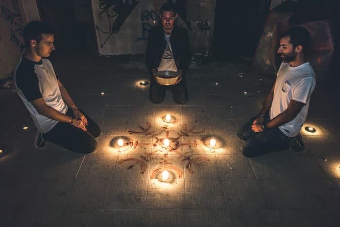 Psiquiátrico Infantil Hospital Cheste Ritual Ofrenda Nórdico Satánico Abandonado Exploración Urbana Urban Exploration Mapa Sitios Lugares Abandonados Abandoned Spain España Urbex Madrid Barcelona Valencia Bilbao Sevilla Galicia Andalucía Catalunya