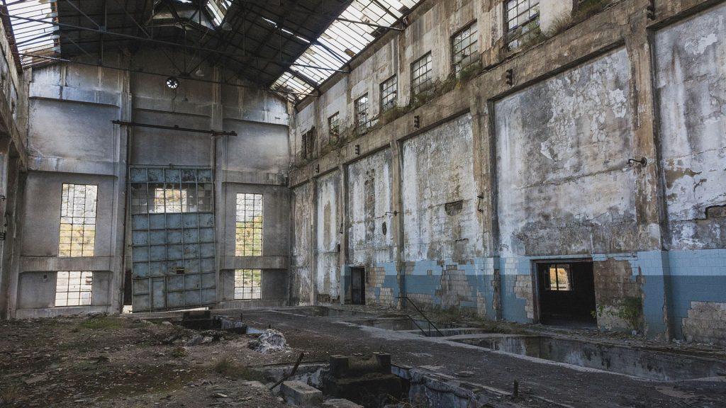 Comparte lugares con Abandoned Spain