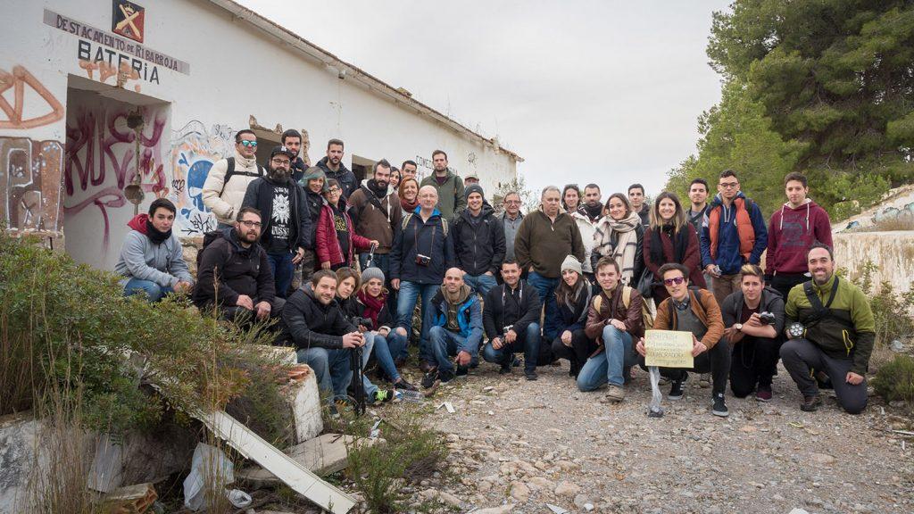 Quedada en el Aniversario Abandoned Spain