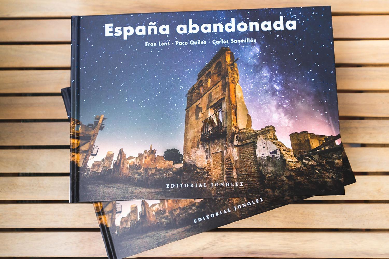 Portada Libro España Abandonada