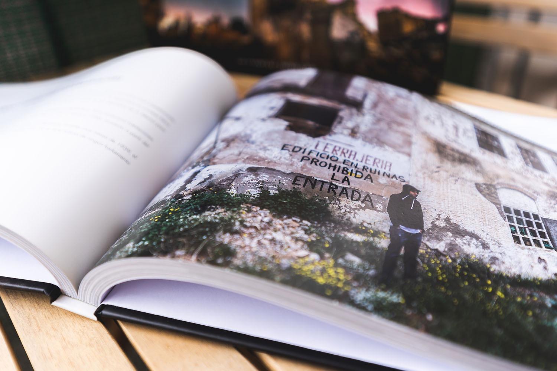 Página interior del libro España Abandonada